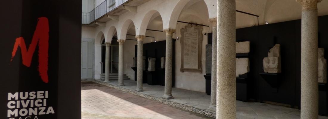 Sabato 23 gennaio  –  Visita ai Musei Civici di Monza